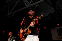 Toby Keith's First USO Concert in Korea